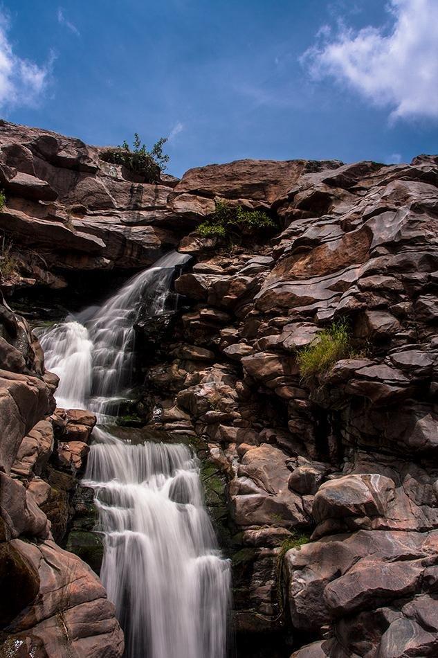Exotic Waterfalls In Karnataka Landscapes In Bangalore Waterfalls Near Bangalore Weekendsxp