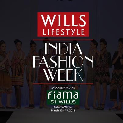 Wifw wills lifestyle india fashion week wifw 2013 new delhi weekendsxp Wills lifestyle fashion week