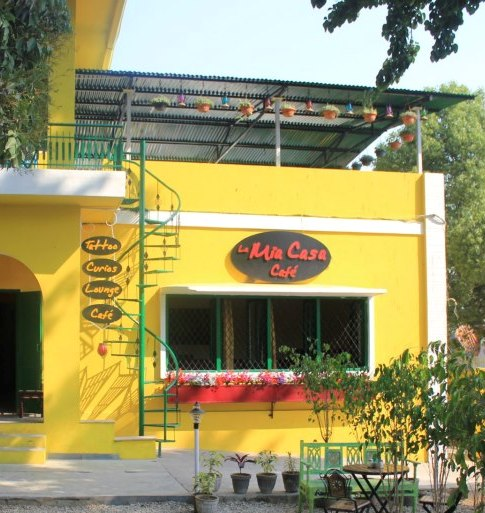 La mia casa cafe dehradun weekendsxp for Come progettare la mia casa